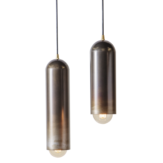 Factory Pendant Light-Tall-Lighting