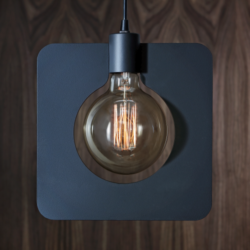 Micucci Interiors - WORKMAN PENDANT LIGHT – SQUARE