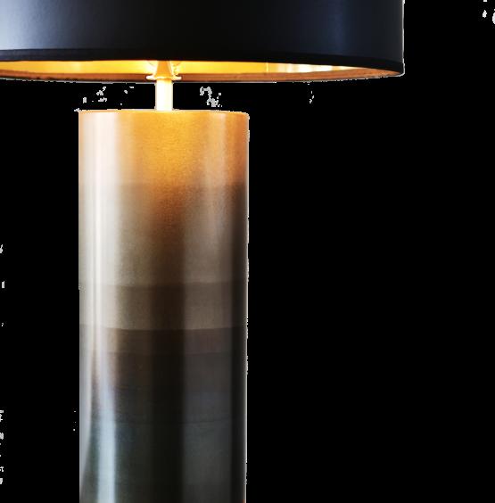 Micucci Interiors - ROUND TABLE LAMP