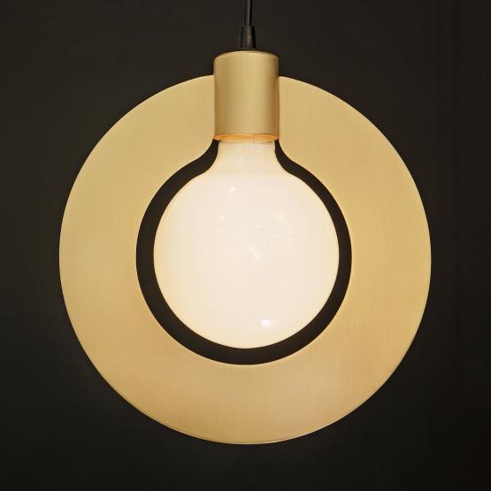 Micucci Interiors - WORKMAN PENDANT LIGHT – ROUND