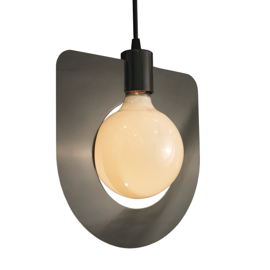 Micucci Interiors - WORKMAN MAILBOX PENDANT LIGHT