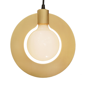 Workman Pendant Light-Round