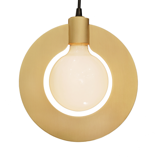 Micucci Interiors - WORKMAN PENDANT LIGHT – ROUND