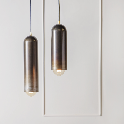Micucci Interiors - FACTORY PENDANT LIGHT – TALL