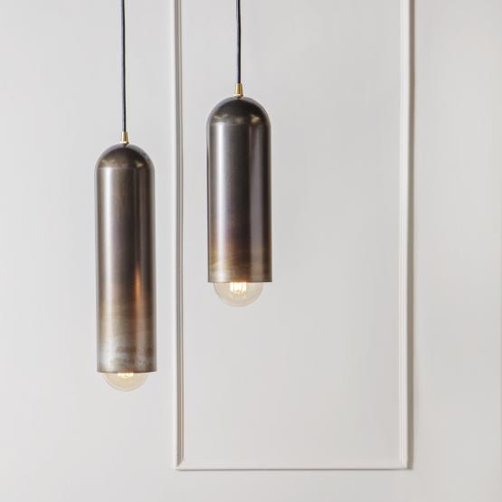 Micucci Interiors - FACTORY PENDANT LIGHT – TALL