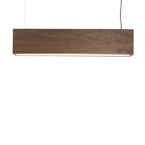 Micucci Interiors - WOOD LIGHT THREE PENDANT