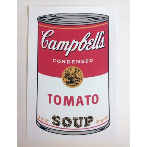 Micucci Interiors - Andy Warhol – Campbell's Soup Set