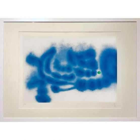 silkscreen print Art artist-Victor Pasmore-Untitled 4-Art