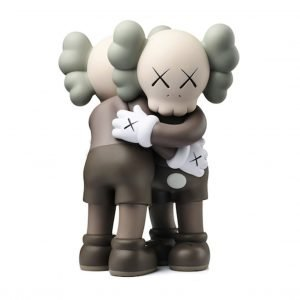 Art contemporary-Kaws-Together(Brown Edition)