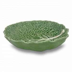 Cabbage Platter-Bordallo Pinheiro