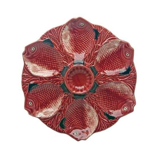 Fish Nibble Platter-Bordallo Pinheiro