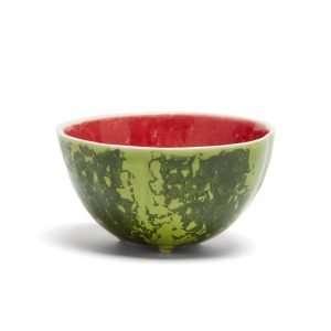 Watermelon Bowl Small-Bordallo Pinheiro
