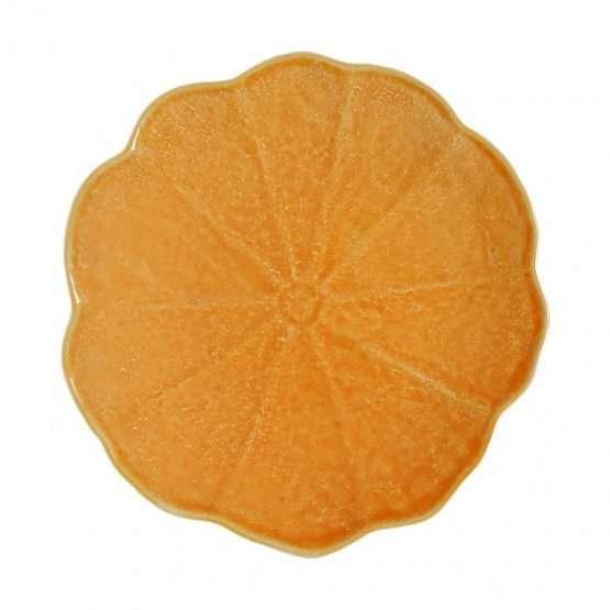 Micucci Interiors - Pumpkin Plate Regular