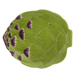 Artichoke Platter-Bordallo Pinheiro
