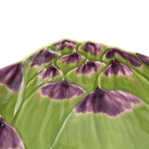Micucci Interiors - Artichoke Plate Regular