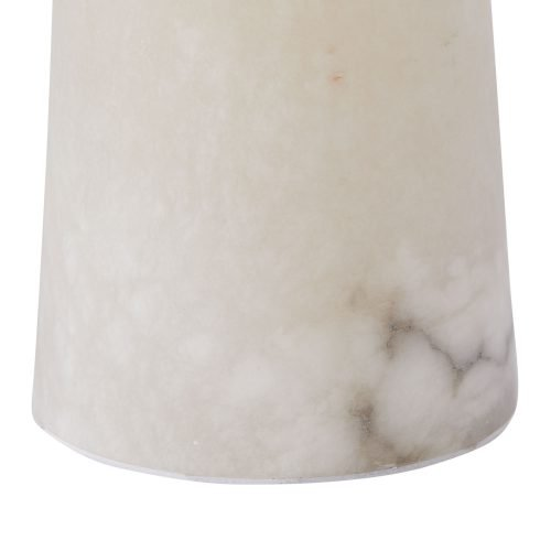 Micucci Interiors - Celine Alabaster Table Lamp Large