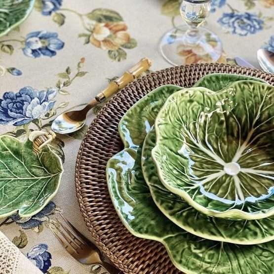 Cabbage Bowl Regular-Bordallo Pinheiro