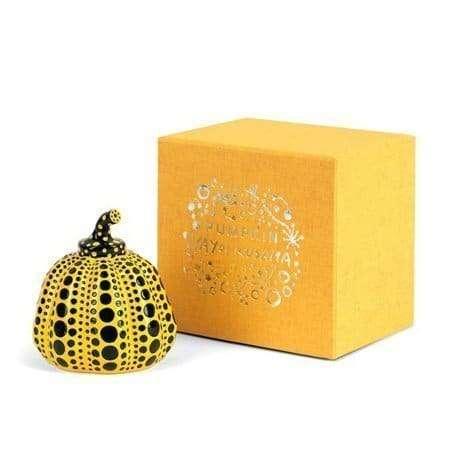 Micucci Interiors - Yayoi Kusama – Pumpkin (Yellow Edition)