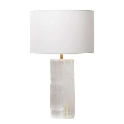 Micucci Interiors - Column Table Lamp