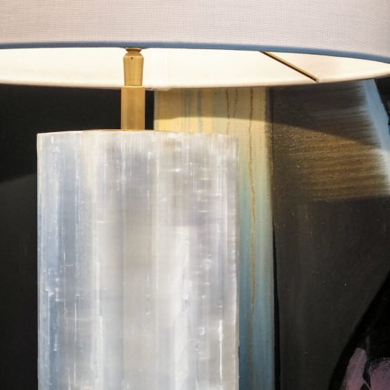 Micucci Interiors - Column Table Lamp