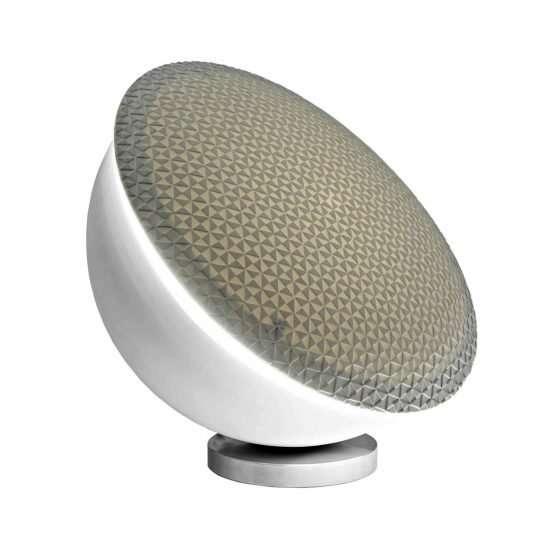 Micucci Interiors - Hemisferio Porcelain Table Lamp