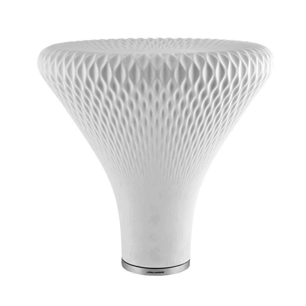Nervi Porcelain Table Lamp