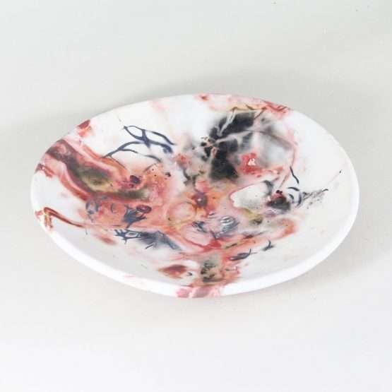 Saggar Large Plate-Ceramics-Large Plate tabletop accessories