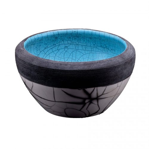 Micucci Interiors - Naked Raku Regular Bowl