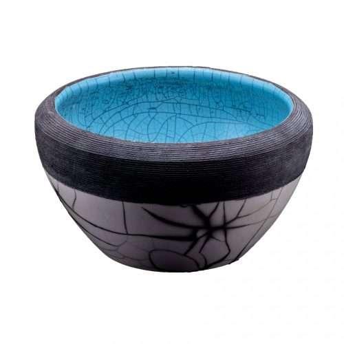 Micucci Interiors - Naked Raku Regular Bowl