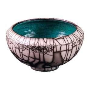 Naked Raku Bowl Large
