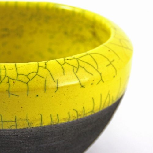 Micucci Interiors - Raku Regular Bowl