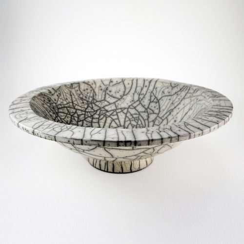 Micucci Interiors - Spider Raku Large Bowl