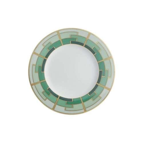 Micucci Interiors - Emerald Dessert Plate