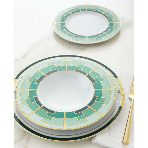 Micucci Interiors - Emerald Dinner Plate