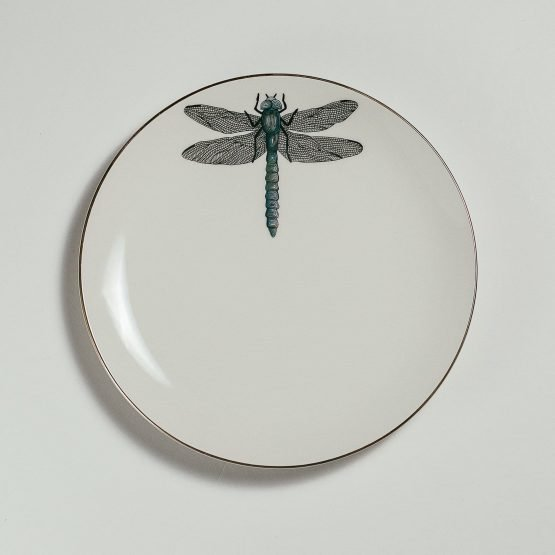 Dragonfly Dinner Plate-Micuit Collection