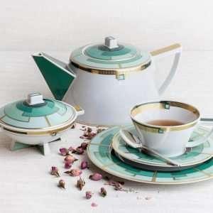 Micucci Interiors - Tea Set
