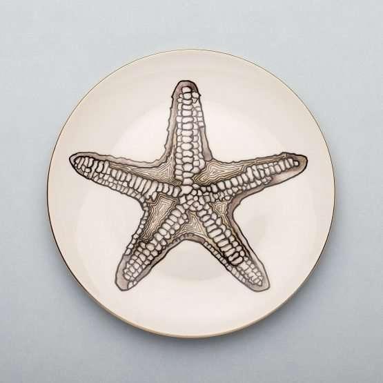 Micucci Interiors - MICUIT – STARFISH DINNER PLATE