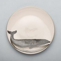Whale Dinner Plate-Micuit Collection