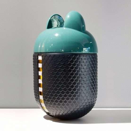 KHEPRI VESSEL-fine ceramic designed