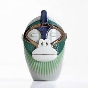 PRIMATES-Kandti Vase-Ceramic