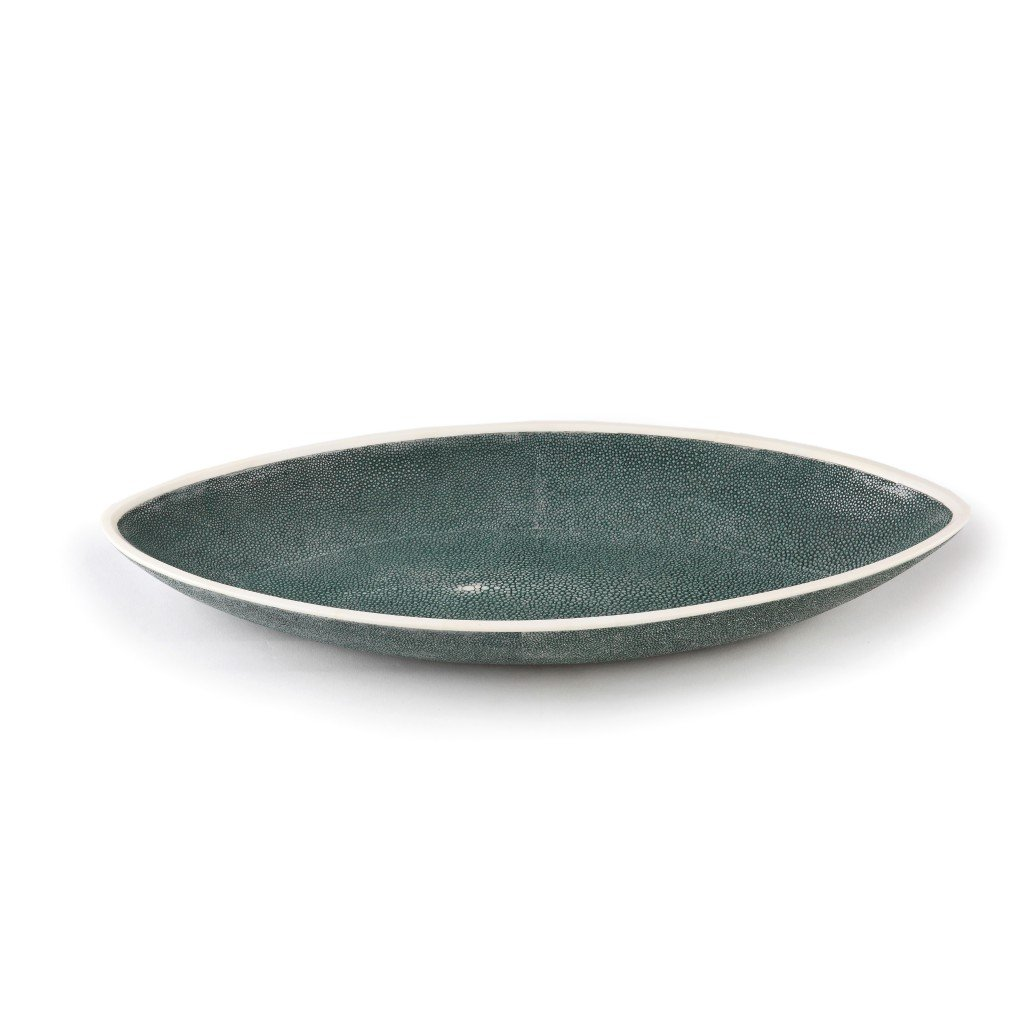 Shagreen Tray Bone Trim