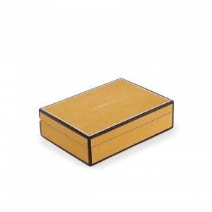 Rectangular Shagreen Box Regular