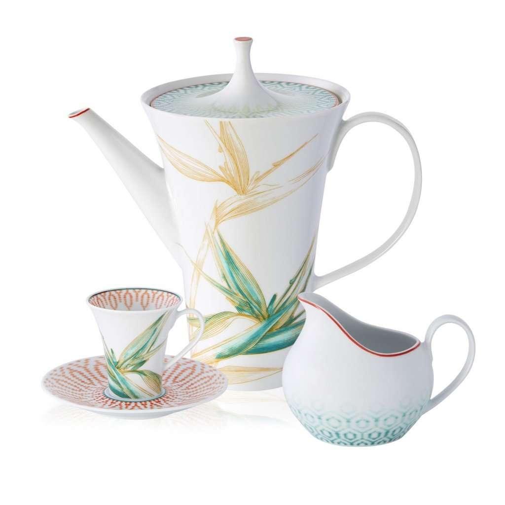 Fiji 15 Piece Coffee Set
