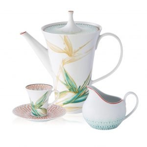 Fiji 15 Piece Coffee Set