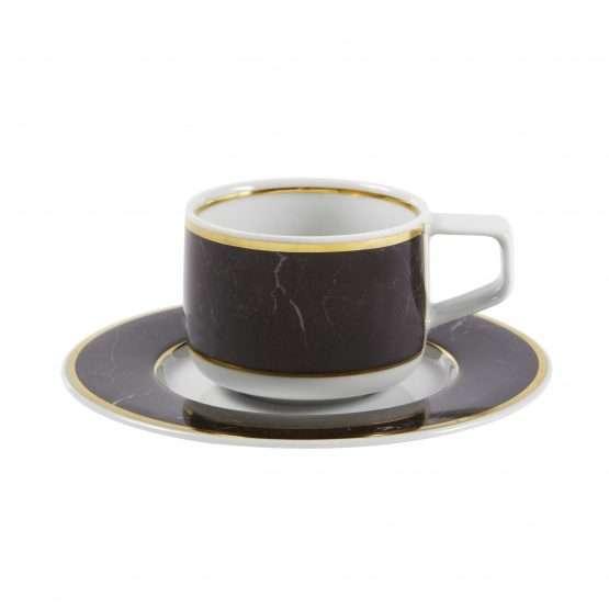 Carrara 14 Piece Coffee Set