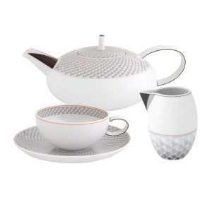 Maya 15 Piece Tea Set