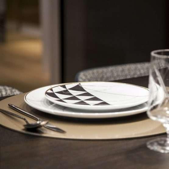 Carrara 64 Piece Dinner Set