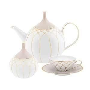 Terrace 15 Piece Tea Set
