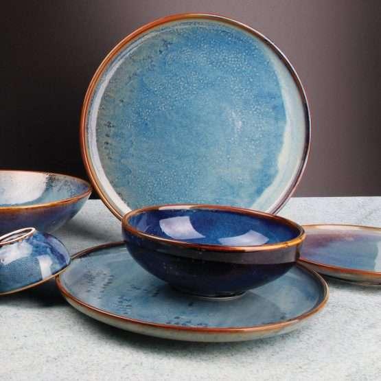 Iris-tableware