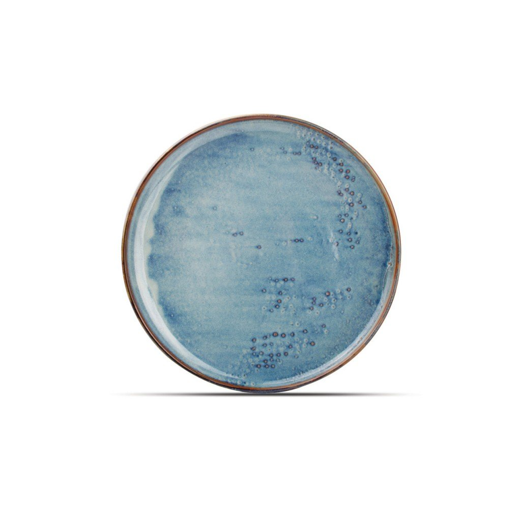 Iris-Dinner Plate-Micucci Tableware Collection